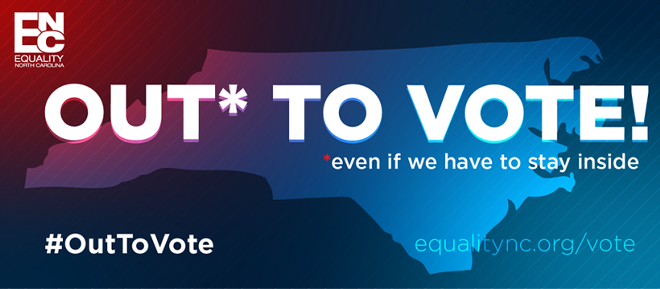 State of Equality: WE'RE #OUTOTVOTE