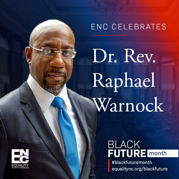 Black Future Month: Honoring Sen. Raphael Warnock