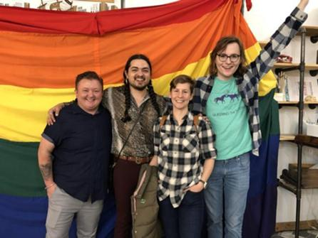 Calling All Rural LGBTQ Youth: Apply For The RYE Fellowship!