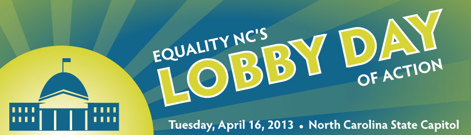 Equality NC's Lobby Day of Action