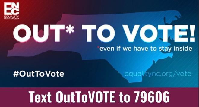 #OutToVote -- Voter FAQ