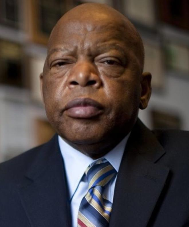 Honoring civil rights icon John Lewis