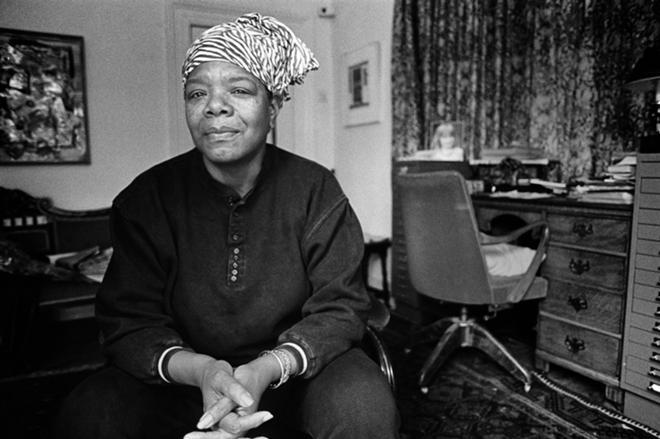 Honoring Maya Angelou, an icon of our time