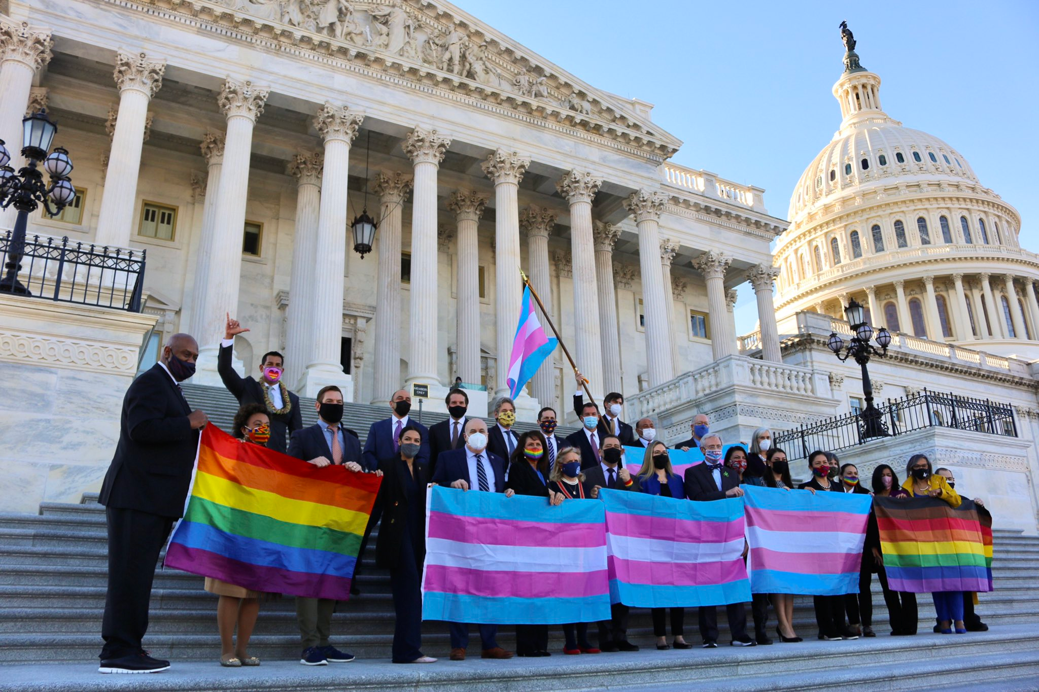 As Equality Act passes in U.S. House, state LGBTQ advocates continue push for local protections as well