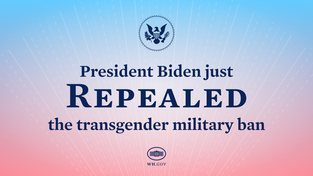 Raleigh LGBT communities say Biden's reversal of military transgender ban is a huge win